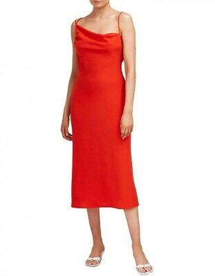 AU30 • Buy Finders Keepers Chains Dress Red Size S