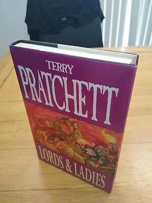 £35.80 • Buy Lords And Ladies By Terry Pratchett (Hardcover, 1998) Letterbox 0575065788