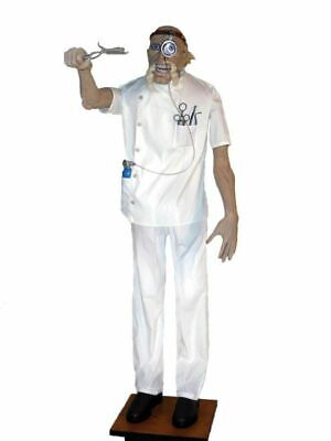 $ CDN542.83 • Buy Dr Pheal Phine Animated Halloween Prop - Statue Decoration Made In The USA NEW