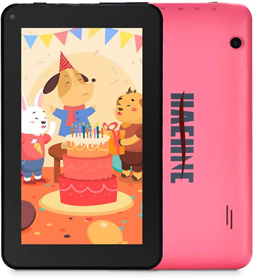 £63.94 • Buy Haehne 7 Inches Tablet PC - Google Android 9.0 HD Tablet, Dual Camera, Quad Core