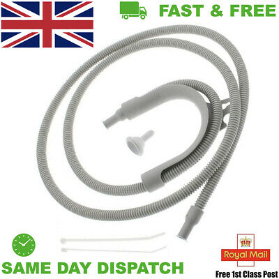 £14.99 • Buy Genuine Bosch Condenser Tumble Dryer Drain Outlet Hose Kit 2 Meters