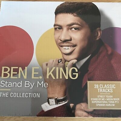 £5.61 • Buy BEN E. KING STAND BY ME THE COLLECTION 2 CD (Released January 31st 2020)