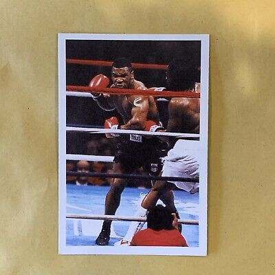 £139.99 • Buy 1986 Mike Tyson Rookie Card A Question Of Sport - Good Condition - See Photos