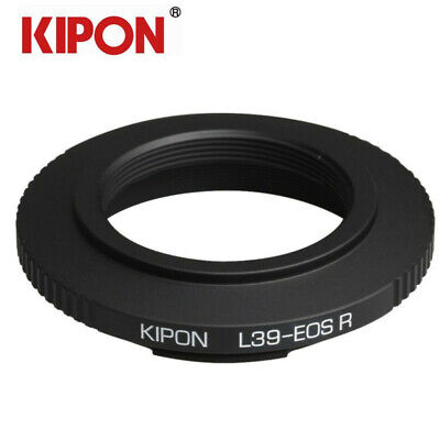 $36 • Buy Kipon Adapter For Leica M39 L39 Mount Lens To Canon EOS R Full Frame Camera