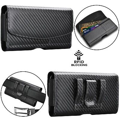 £7.20 • Buy For T-Mobile Revvl 4/4+/Revvl 5G/TCL 10 5G UW/AT&T U705AA Pouch Card Wallet Rfid