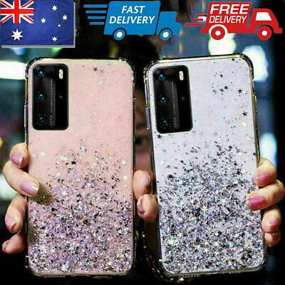 AU8.98 • Buy For Samsung Galaxy S20 FE S21 S10 Ultra Shockproof Bling Glitter Soft Case Cover