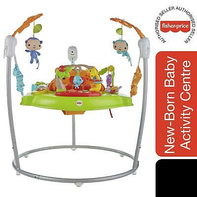 £76.99 • Buy Fisher-Price Roaring Rainforest Jumperoo, With Music And Lights