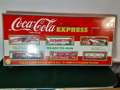 £217.83 • Buy Coca Cola Express Train Set 1111. Electric. Never OPENED MIB