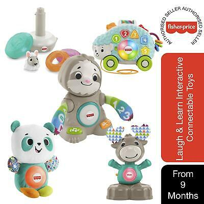 £24.99 • Buy Fisher-Price Linkimals Interactive Toys Playset With Lights & Sounds