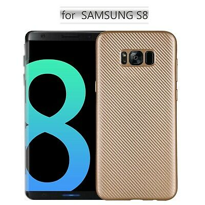 $ CDN5.13 • Buy Case For Samsung Galaxy S8 Shockproof Protective Silicone TPU Cover Thin I-Zore