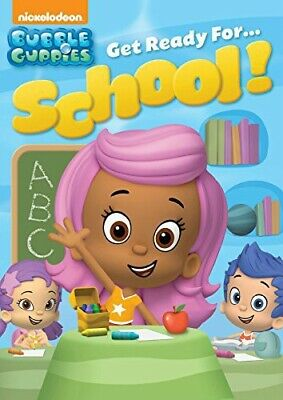 £2.82 • Buy Bubble Guppies: Get Ready For...School! (DVD)