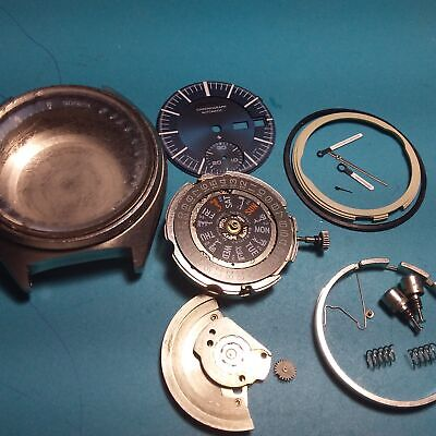 $ CDN314.71 • Buy 1974 Seiko 6139-7070 Automatic Chronograph Watch  For Parts Or Repair