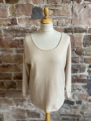 £45 • Buy N.Peal 100% Pure Cashmere Scoop Neck Sweater. FREE UK POST