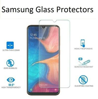 £1.99 • Buy 2.5D Screen Protector For Samsung Galaxy S3 S4 S5 S6 S7 Note Mini Tempered Glass
