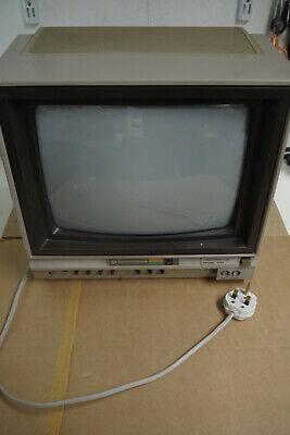 £249.99 • Buy Commodore 1701 Colour CRT Monitor Audio Video S-video For C64 / VIC20