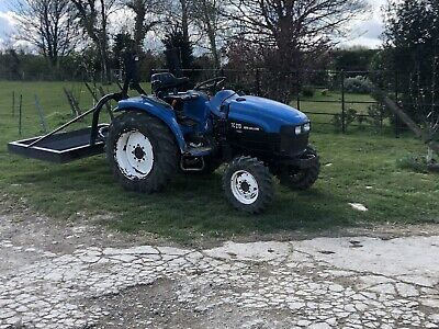 £5150 • Buy New Holland Compact Tractor TC24