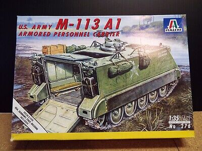 $49.99 • Buy Italeri 1/35 M113a1 Armored Personnel Carrier  #276