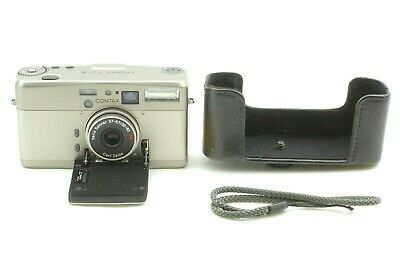 $ CDN727.10 • Buy 【MINT Maintaine】Contax TVS III 35mm Point & Shoot Compact Film Camera From JAPAN