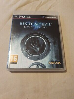 £8.27 • Buy Resident Evil: Revelations PlayStation 3 PS3 2013 - Preowned / Free Delivery