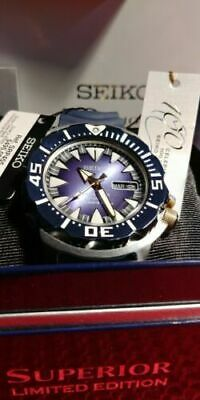 $ CDN3718.96 • Buy Seiko Superior SRP455J1 Limited Edition JDM Rare Monster Automatic Mens Watch