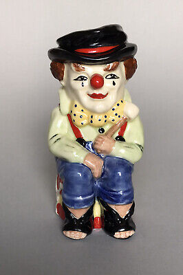 £20 • Buy Royal Doulton Limited Edition Toby Jug - The Clown - D 6935