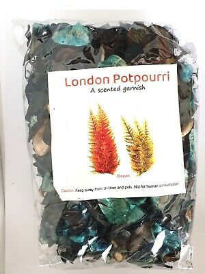 £8.98 • Buy London Pot Pourri Scented With Amazing Fragrance & Flower- Ocean Flavour UK