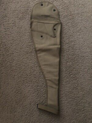 $35 • Buy Reproduction M1A1 Folding Stock Padded Scabbard WW2
