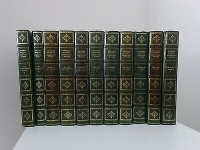 £80 • Buy Charles Dickens Centennial Edition Heron Collection
