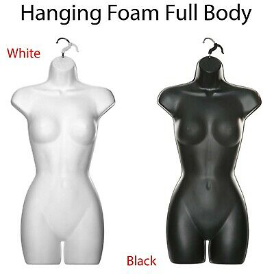 £12.99 • Buy Female Hanging Body Form Retail Display Mannequin