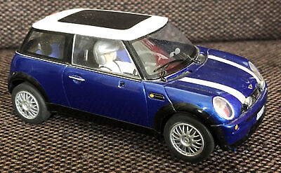 £14.99 • Buy Scalextric 1/32 C2540a Mini Cooper Italian Job Blue Limited Edition Hornby