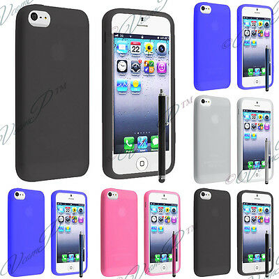 £3.14 • Buy Accessories Cover Case TPU Silicone Gel Apple IPHONE 4 4S 4G