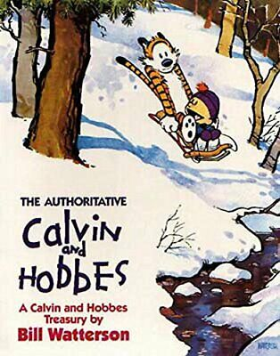 £14.36 • Buy The Authoritative Calvin And Hobbes: The Calvin & Hob By Bill Watterson New Book