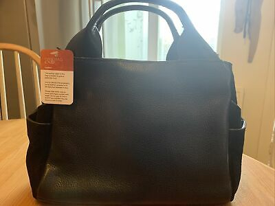 AU73.79 • Buy Clarks The Ella Small Womens Grab Bag UNWANTED GIFT RRP £65