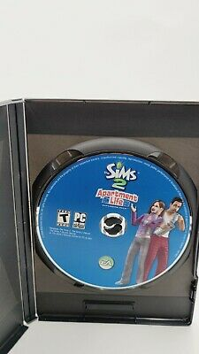 £15.27 • Buy The Sims 2: Apartment Life ~ Expansion Pack (PC Games DVD-ROM, 2008) Disc Only