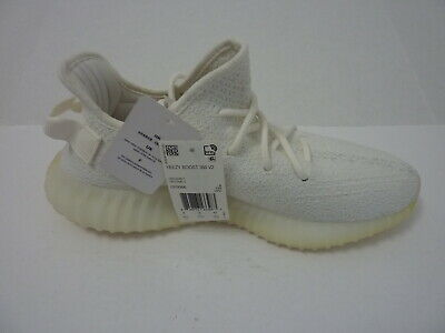 $ CDN243.55 • Buy Adidas Yeezy Boost 350 V2 Cream White CP9366 Mens Size 8.5 - Left Shoe Only