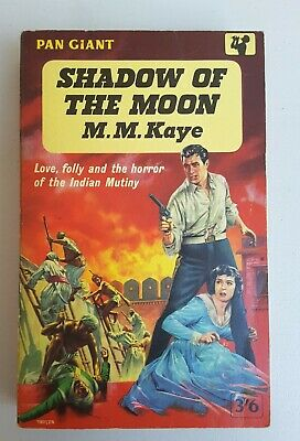 £5 • Buy SHADOW OF THE MOON By M M Kaye 1st Giant Pan 1959 X29