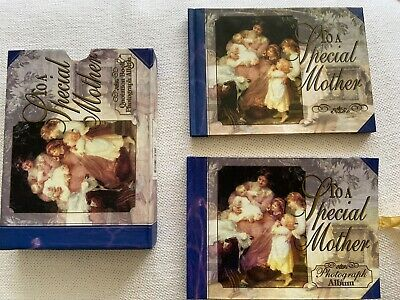 £0.99 • Buy Photo Album & Book Birthday Gift To A Special Mother Victorian Style Vintage 90s