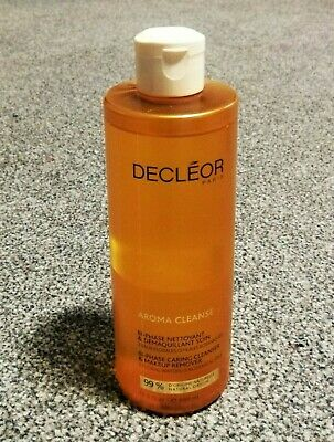 £30 • Buy DECLEOR Aroma Cleanse Bi-phase Caring Cleanser And Makeup Remover 400ml New