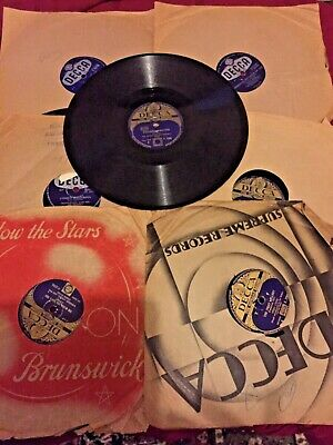 £45 • Buy Decca Gramophone Records. Assorted As Itemised.