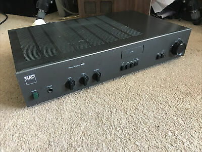 £75 • Buy Nad 3020i Integrated Hifi Amplifier Spares Or Repairs