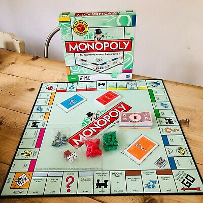 £16.95 • Buy Monopoly Property Trading Classic Board Game - Fully Complete - Boxed (Hasbro)