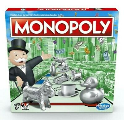 £20 • Buy Monopoly Classic Board Game London Edition