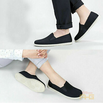 £9.69 • Buy UK Adult Kung Fu Shoes Slippers Tai Chi Shoes Cotton Sole Martial Arts Karate