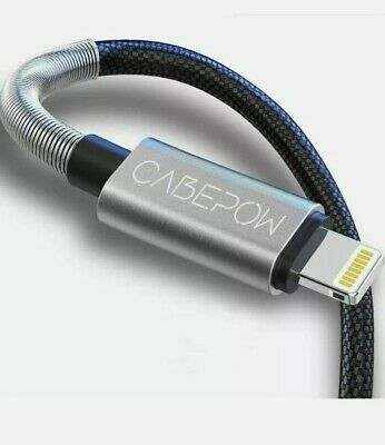 £9.49 • Buy [ MFi Certified ] 3M IPhone Charger Cable, CABEPOW Long 3M, Silver