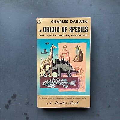 £5.66 • Buy CHARLES DARWIN The Origin Of Species SOFTCOVER