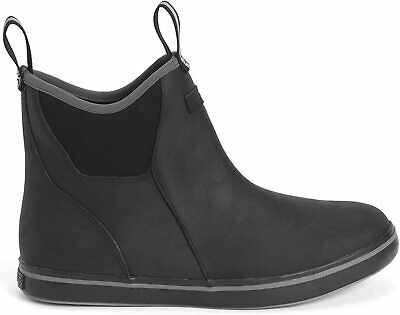 £56.63 • Buy Xtratuf Men's Leather Ankle Deck Boots Black