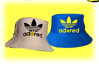 £9.99 • Buy BUCKET HAT, Stone Roses, Adored Festival, Rave Reni One Size Adult