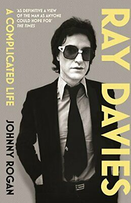 £16.75 • Buy Ray Davies: A Complicated Life By Johnny Rogan New Book