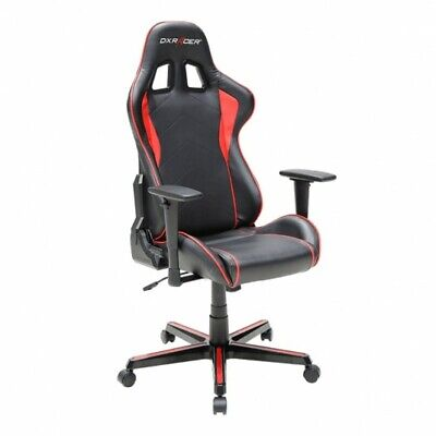 AU329 • Buy DXRacer Gaming Chair Formula Series FH08 Black And Red - New - Ex Melbourne