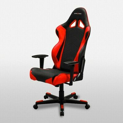AU359 • Buy DXRacer Gaming Chair Racing Series RE0 Black And Red - New - Ex Melbourne